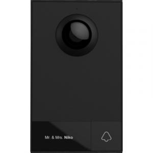 Compacte 2-draads videobuitenpost