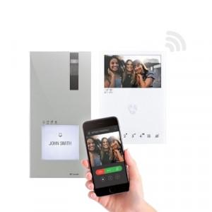 Comelit Quadra kit mini handsfree 2-draads,Wifi