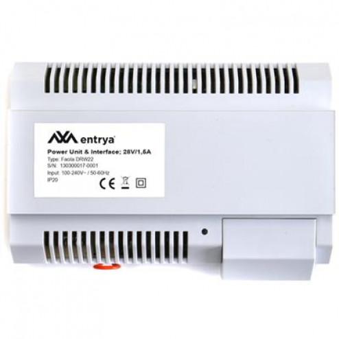 103809-Facila Voeding met geïntegreerde interface DRW22-Entrya