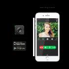 KITVISTO-Comelit VISTO Wi-Fi slimme video deurbel-Comelit